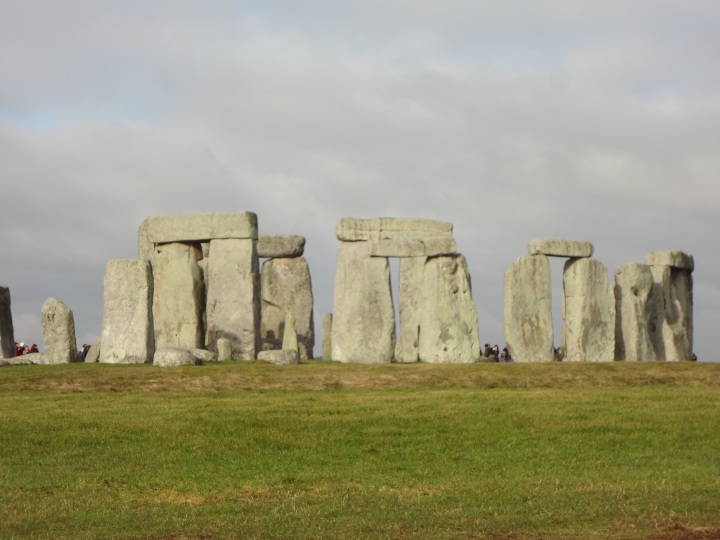 Week Five: Stonehenge v.Bath