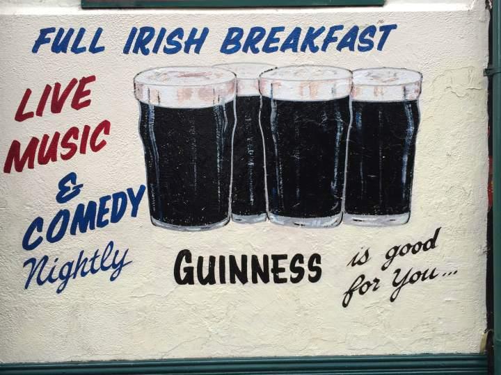 Week Seven: Dublin